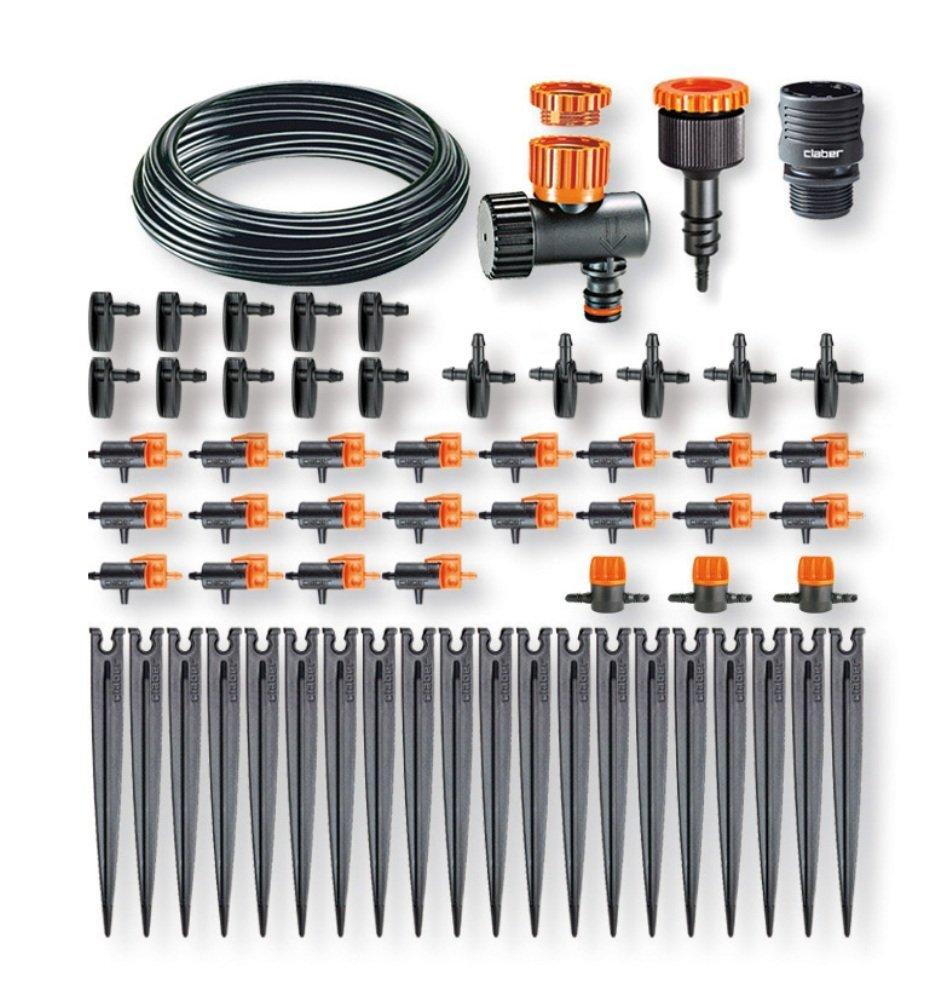 Kit Claber per Irrigazione Vasi