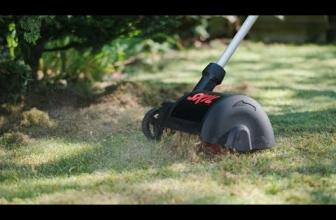 Arieggiatore Elettrico Skil | il test su prato di ninjaverde.it